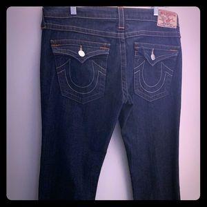 True Religion Billy Jeans - Like new!